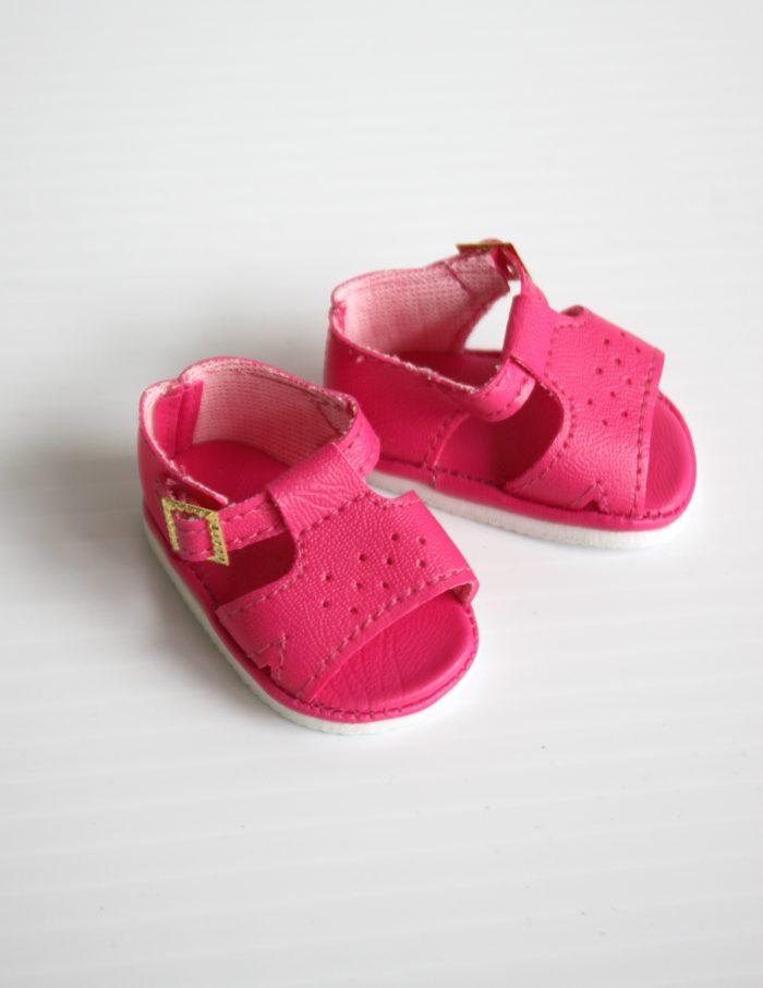 Diamond Design Sandals for 14.5-inch dolls